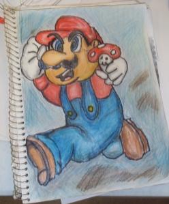 Mario, sketch